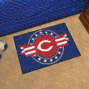 MLB - Cincinnati Reds Starter Mat - MLB Patriotic 19