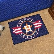 MLB - Houston Astros Starter Mat - MLB Patriotic 19