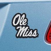 Ole Miss Emblem 3x3.2