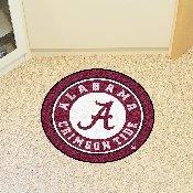 University of Alabama Roundel Mat