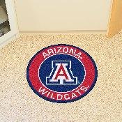University of Arizona Roundel Mat