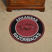 University of Arkansas Roundel Mat