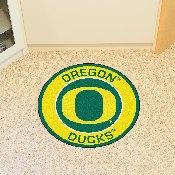 University of Oregon Roundel Mat