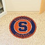 Syracuse University Roundel Mat