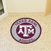 Texas A&M University Roundel Mat