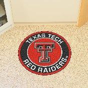 Texas Tech University Roundel Mat