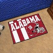 Alabama Uniform Inspired Starter Rug 19x30
