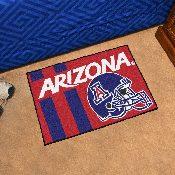 Arizona Uniform Inspired Starter Rug 19x30