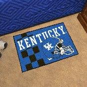 Kentucky Uniform Inspired Starter Rug 19x30