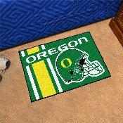 Oregon Uniform Inspired Starter Rug 19x30