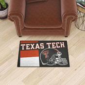 Texas Tech Uniform Inspired Starter Rug 19x30