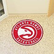 NBA - Atlanta Hawks Roundel Mat