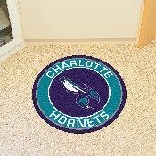 NBA - Charlotte Hornets Roundel Mat