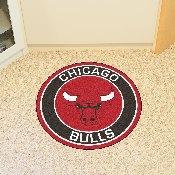NBA - Chicago Bulls Roundel Mat