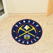 NBA - Denver Nuggets Roundel Mat