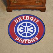 NBA - Detroit Pistons Roundel Mat 27 diameter