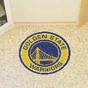 NBA - Golden State Warriors Roundel Mat