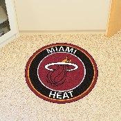 NBA - Miami Heat Roundel Mat
