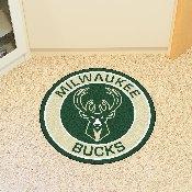 NBA - Milwaukee Bucks Roundel Mat