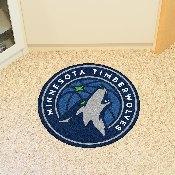 NBA - Minnesota Timberwolves Roundel Mat