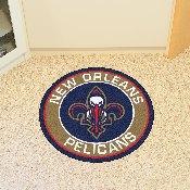 NBA - New Orleans Hornets Roundel Mat