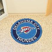 NBA - Oklahoma City Thunder Roundel Mat