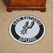 NBA - San Antonio Spurs Roundel Mat