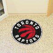 NBA - Toronto Raptors Roundel Mat