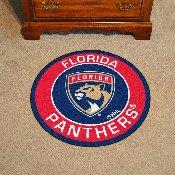 NHL - Florida Panthers Roundel Mat