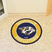 NHL - Nashville Predators Roundel Mat