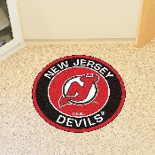 NHL - New Jersey Devils Roundel Mat