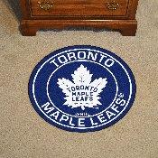 NHL - Toronto Maple Leafs Roundel Mat
