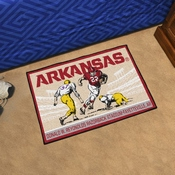 University of Arkansas Starter Mat - Ticket 19