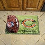 NFL Chicago Bears Scraper Mat 19x30