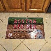 NFL Boston Red Sox Scraper Mat 19x30