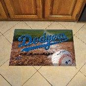NFL Los Angeles Dodgers Scraper Mat 19x30