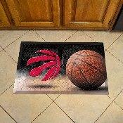 NBA - Toronto Raptors Scraper Mat 19x30 - Ball
