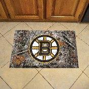 NFL Boston Bruins Scraper Mat 19x30