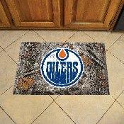 NFL Edmonton Oilers Scraper Mat 19x30
