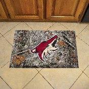 NFL Phoenix Coyotes Scraper Mat 19x30