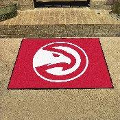 NBA - Atlanta Hawks All-Star Mat 33.75x42.5