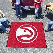 NBA - Atlanta Hawks Tailgater Rug 5'x6'