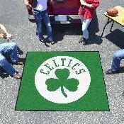 NBA - Boston Celtics Tailgater Rug 5'x6'