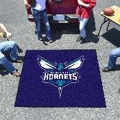NBA - Charlotte Hornets Tailgater Rug 5'x6'