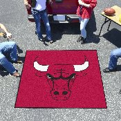 NBA - Chicago Bulls Tailgater Rug 5'x6'