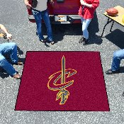 NBA - Cleveland Cavaliers Tailgater Rug 5'x6'