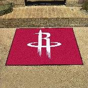 NBA - Houston Rockets All-Star Mat 33.75x42.5