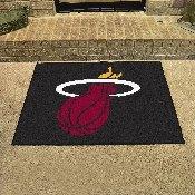 NBA - Miami Heat All-Star Mat 33.75x42.5