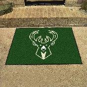 NBA - Milwaukee Bucks All-Star Mat 33.75x42.5