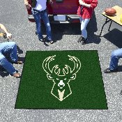 NBA - Milwaukee Bucks Tailgater Rug 5'x6'